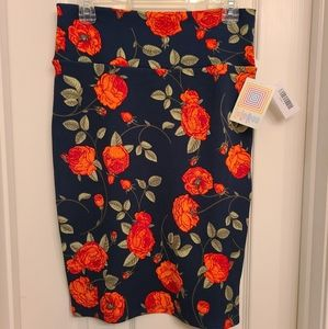 LuLaRoe Cassie skirt size small- new with tags!